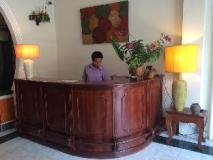Phonepaseuth Guesthouse: lobby