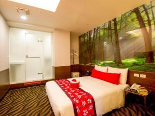 ECFA Hotel Wan Nian Taipei - Standard Double
