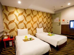 ECFA Hotel Wan Nian Taipei - Standard Twin