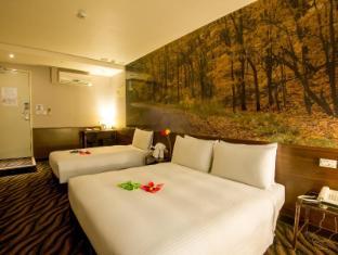 ECFA Hotel Wan Nian Taipei - Triple