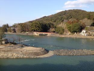 Kyoto Uji Hanayashiki Ukifune-en Kyoto - View