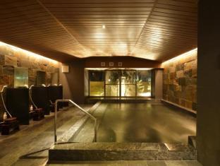 Kyoto Uji Hanayashiki Ukifune-en Kyoto - Big Hot Tub on 1st Floor