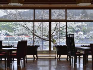 Kyoto Uji Hanayashiki Ukifune-en Kyoto - View from Lobby