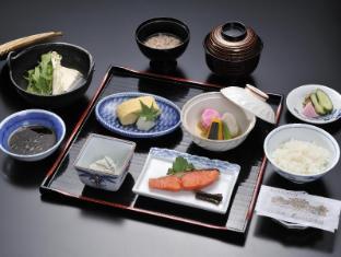 Kyoto Uji Hanayashiki Ukifune-en Kyoto - Japanese Traditional Breakfast