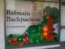 Balmain Backpackers:
