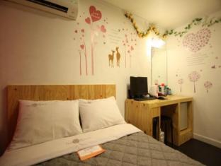 Motel Yam Seocho Seoul - Guest Room