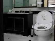 Centum Guest House: bathroom