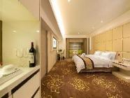 Upgrade-Angebot – Deluxe Doppel- oder Zweibettzimmer