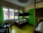 1 Bed in 6-Bed Dormitory (Mixed)