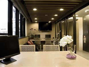 Yi Serviced Apartments Hong Kong - Business Center