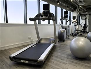 Yi Serviced Apartments Hong-Kong - Salle de fitness
