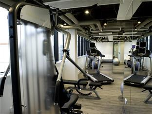 Yi Serviced Apartments Hongkong - Fitneszterem