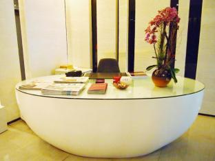 Yi Serviced Apartments Hongkong - Eingang