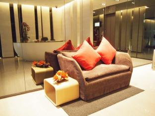 Yi Serviced Apartments Hongkong - Rezeption