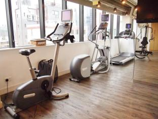 Yi Serviced Apartments Hong Kong - Sală de fitness