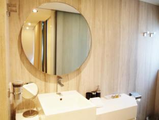 Yi Serviced Apartments Hongkong - Badezimmer