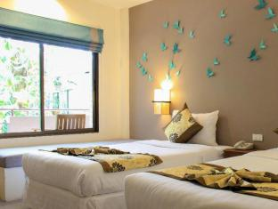 The Viridian Resort Phuket - Garden view Deluxe twin beds