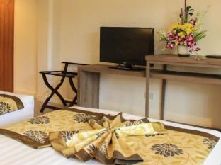The Viridian Resort Phuket - Garden view Deluxe TV corner