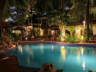 The Viridian Resort Phuket - Night swimming pool