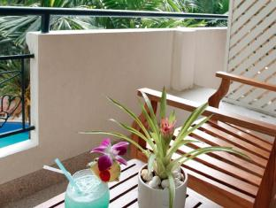 The Viridian Resort Phuket - Balcony in Superior Garden View
