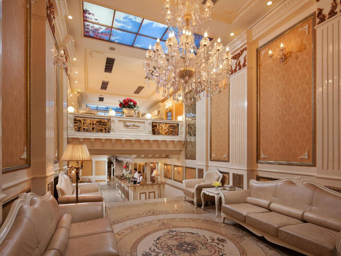 Angel Palace Lobby