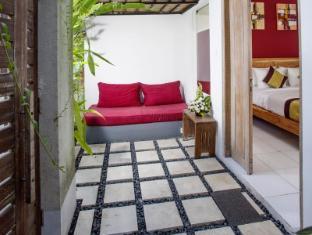 Lubdhaka Canggu Residence Bali - Balcony/Terrace