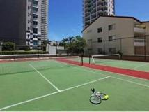 Southern Cross Apartments: recreational facilities