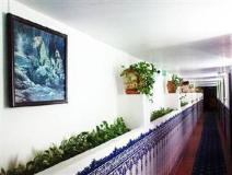 Pousada de Coloane Beach Hotel: interior
