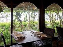 Pousada de Coloane Beach Hotel: restaurant