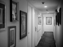 mini hotel Central: interior