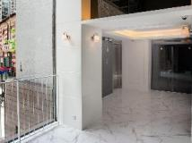 mini hotel Central: lobby
