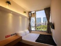 Panda's Hostel - Cozy: park view room