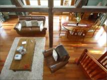 Bickley Valley Retreat: interior