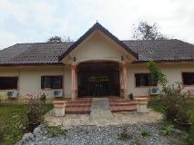 Lao Haos Resort: entrance