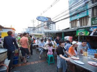 Buaraya Hotel Chiang Mai - View