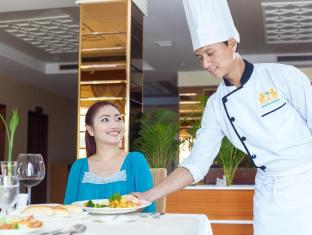 River Palace Hotel & Spa Phnom Penh - Restaurant