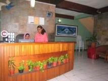 Male City and Airport Hotels   reception