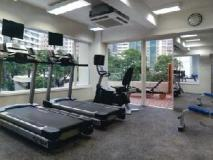 The Johnston Suites Hong Kong: fitness room