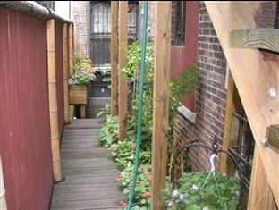 The New York Renaissance Home and Guesthouse Harlem New York (NY) - Terrace