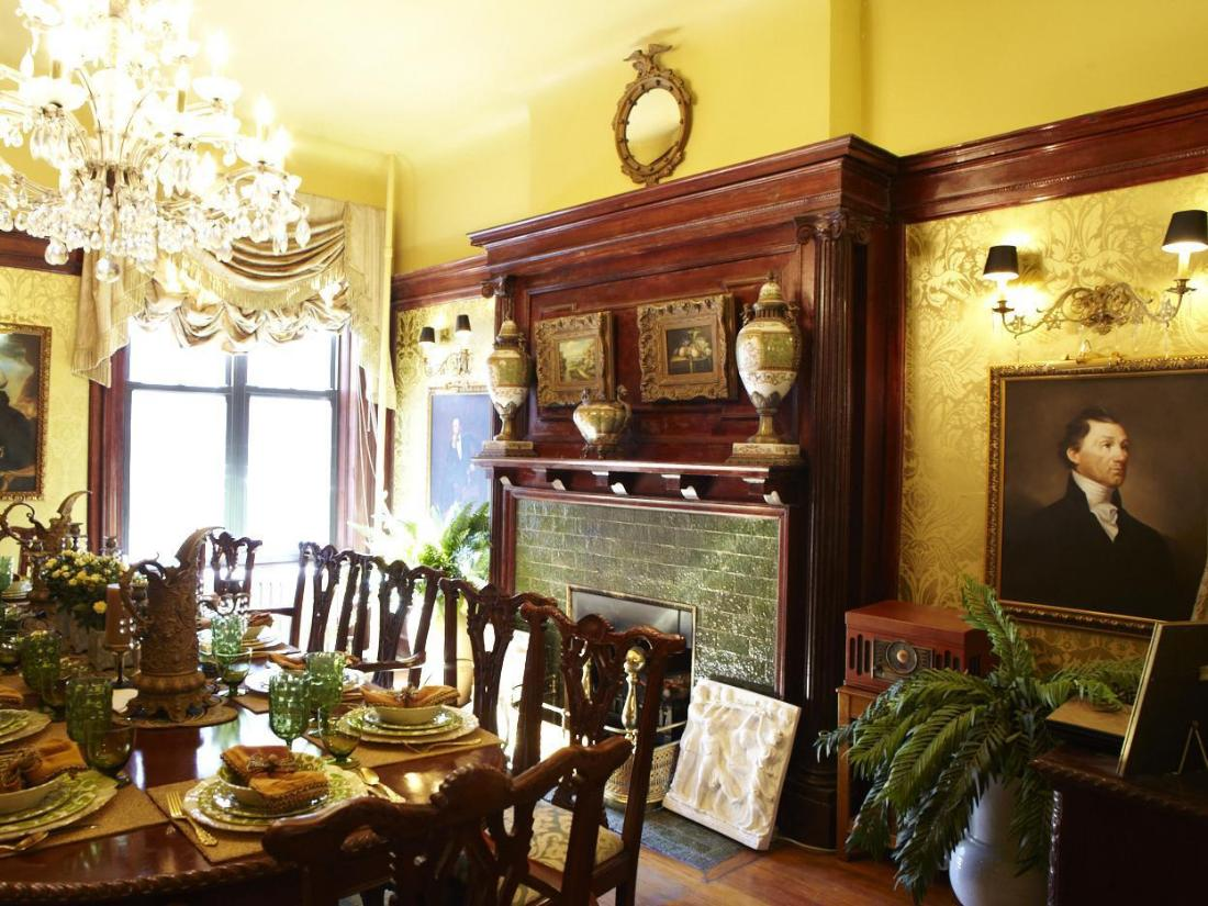 The Presidents Dining Room