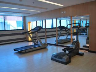 BSA Twin Tower Ortigas Manila - Fitness Room