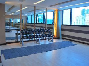 BSA Twin Tower Ortigas Manila - Fitneszterem