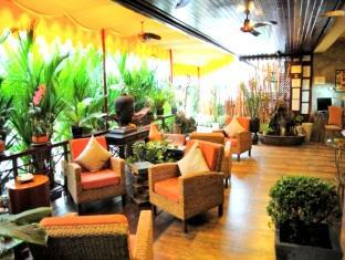 Pasadena Lodge Hotel Pattaya - Hotel Lobby Area