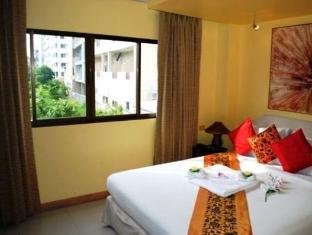Pasadena Lodge Hotel Pattaya - Guest Room