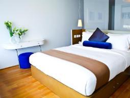 Karštas pasiūlymas - liukso klasės apartamentai su 1 miegamuoju