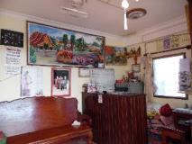 Namavong Guesthouse: reception