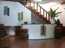 Cold River Guest House: lobby
