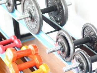 Dohera Hotel Cebu - Gym