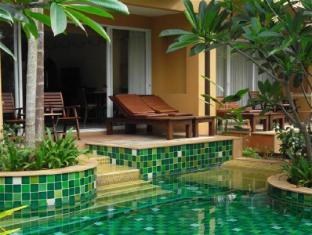 Villa Thongbura Pattaya - Thongbura Studio with Jacuzzi