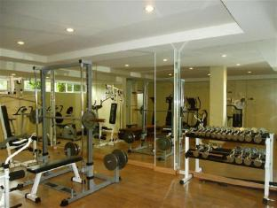 Villa Thongbura Pattaya - Fitness Room